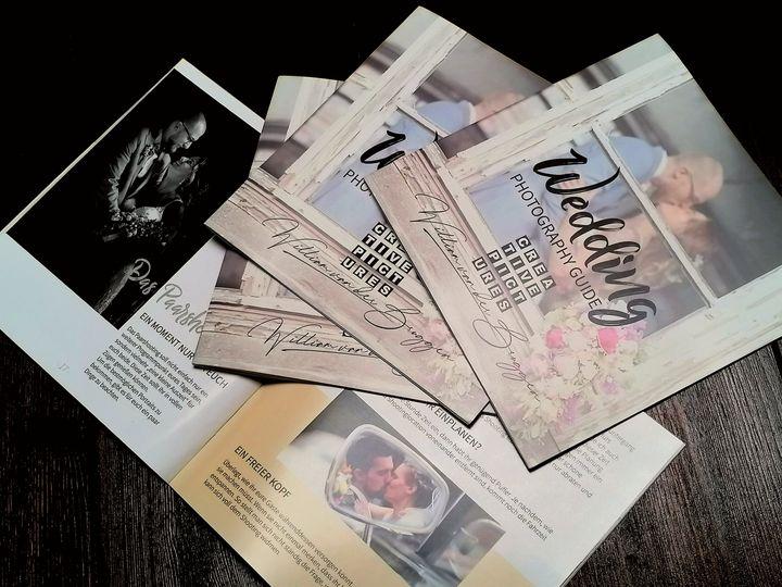 Für alle zukünftigen Brautpaare: unser neuer Wedding Photography Guide